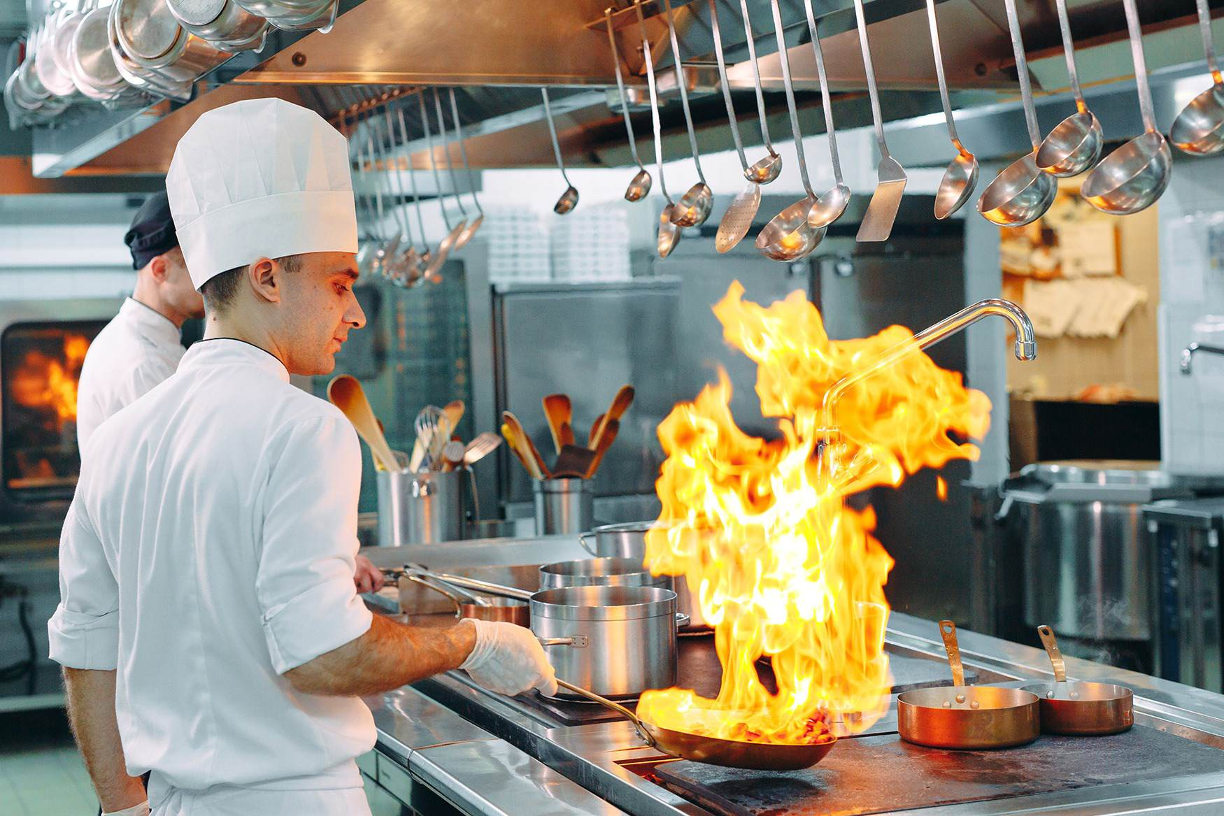 fire protection restaurant